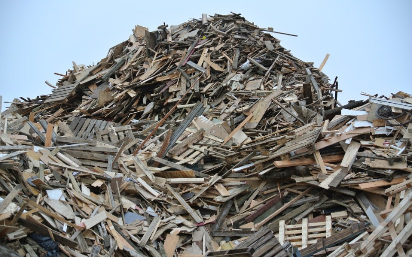 The Current State of Wood Reuse and Recycling in North America
