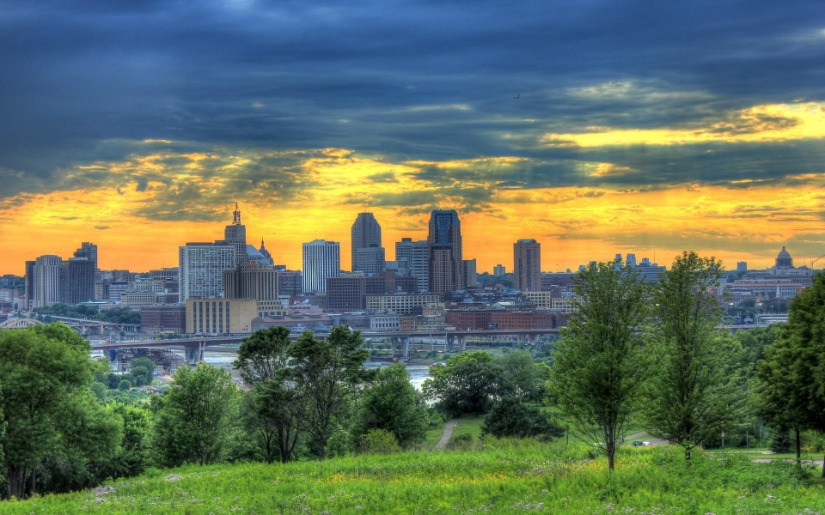 Using Industrial Clusters to Build an Urban Wood Utilization Program: A Twin Cities Case Study