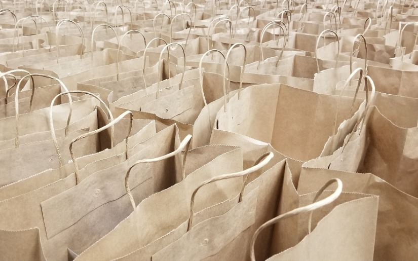 Shopping Bags: Paper, Plastic, or Reusable Tote?