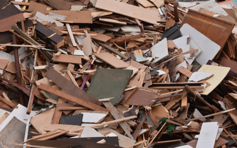 Reclaiming Lumber Products from Waste Wood